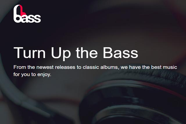 Bass a Web Page Project
